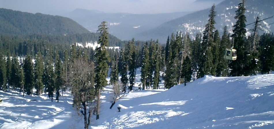 Honeymoon Packages in Kashmir