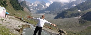 Sonmarg is fully loaded with natural beauty, beautiful glaciers and trout fishing make it amazing