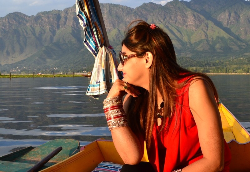 Srinagar Dal Lake View from Jazzmin Travels