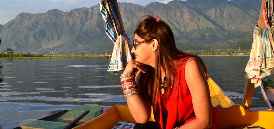 Srinagar Dal Lake View from Jazzmin Travels