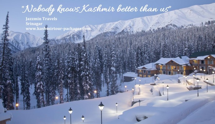 """Nobody knows Kashmir better than us"". Kashmir Tour Packages from Jazzmin Travels."