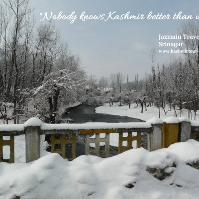 Kashmir tour packages from Jazzmin Travels, Srinagar