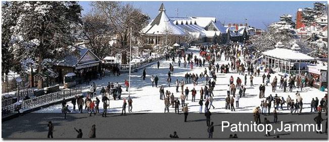 Splendid view of Patnitop