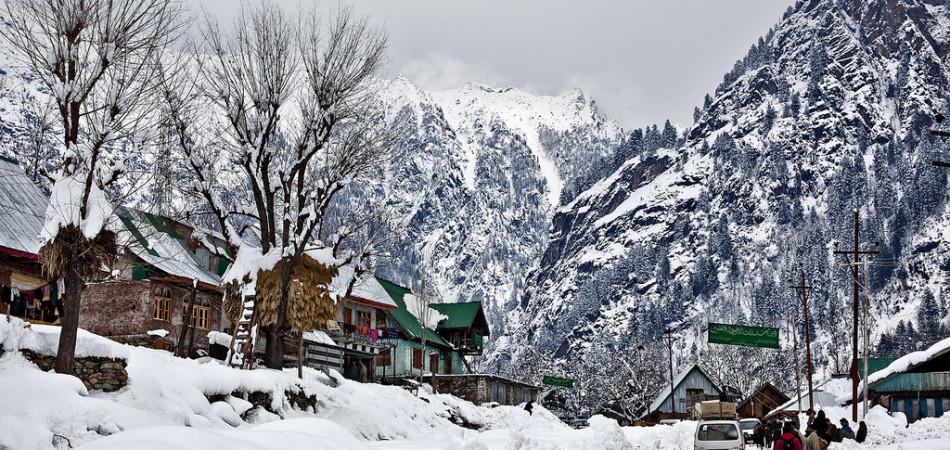 Sonmarg of Kashmir