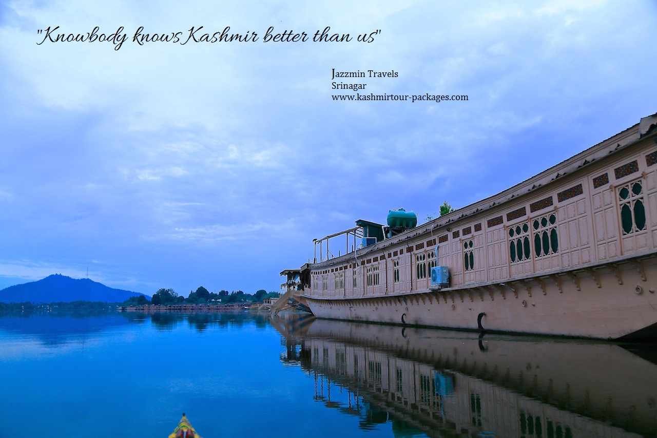 Jazzmin Travels welcomes you to come and see beauty of Kashmir valley